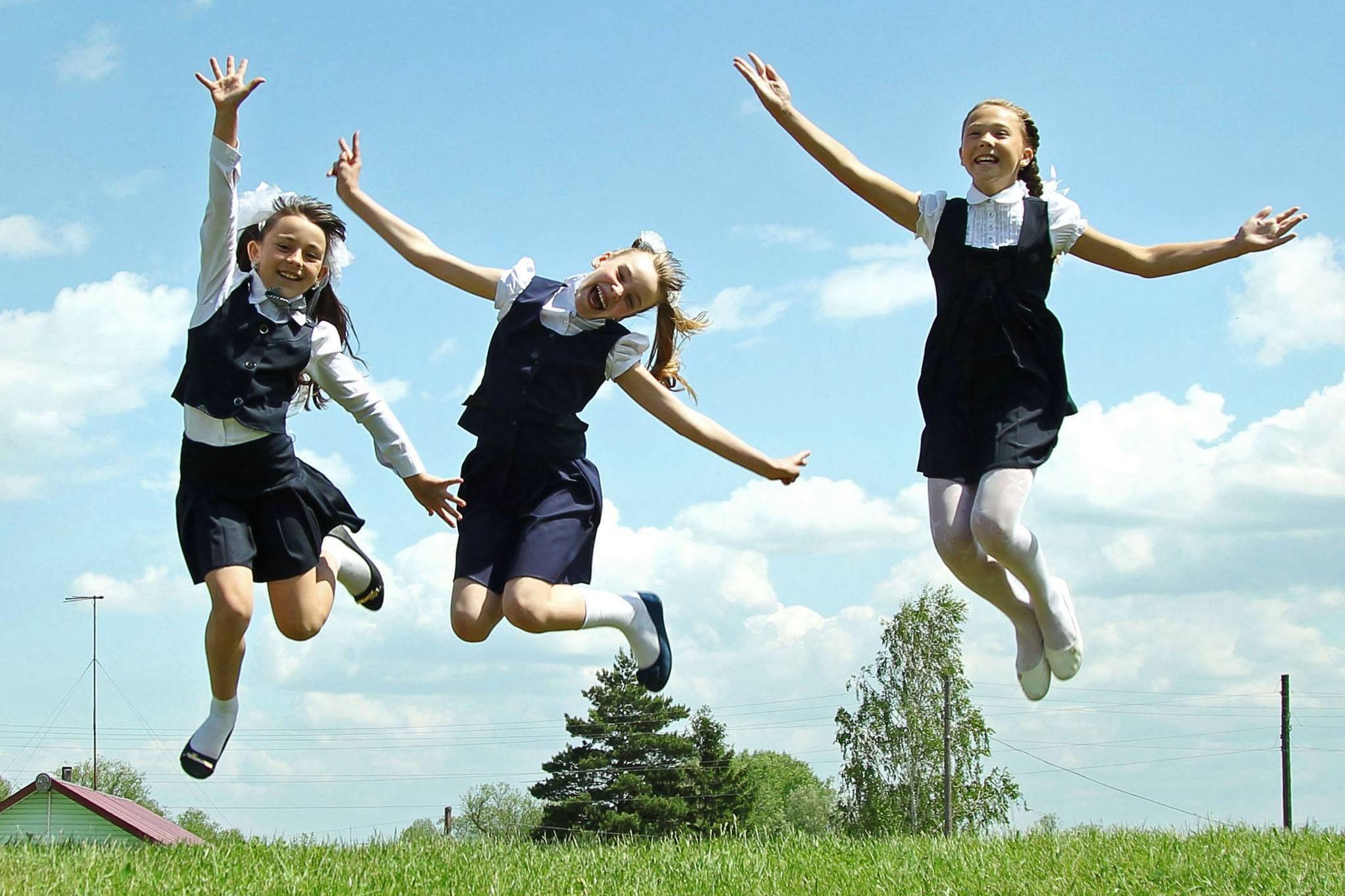 В российских школах с 30 октября по 7 ноября планируют каникулы