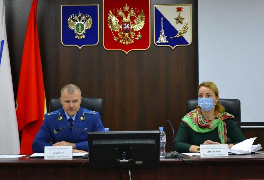 Прокуратура обеспокоена низким выполнением ряда нацпроектов в Севастополе