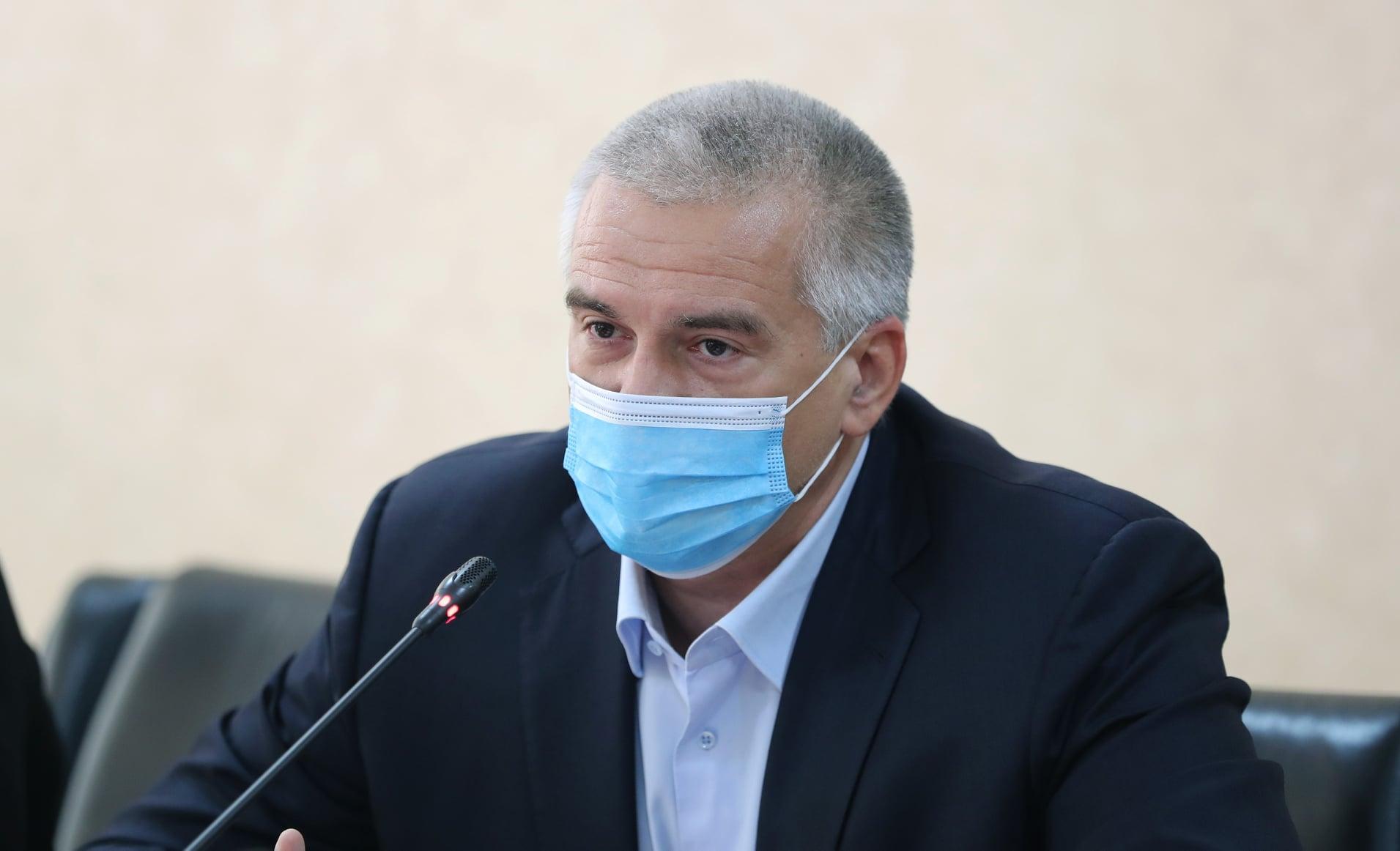 Аксенов рассказал, в связи с чем силовики проверяют администрацию Керчи