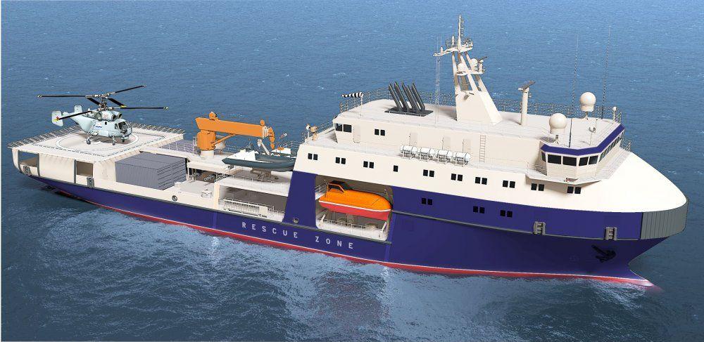 Малый морской танкер Черноморского флота впервые идет на боевую службу в Средиземное море