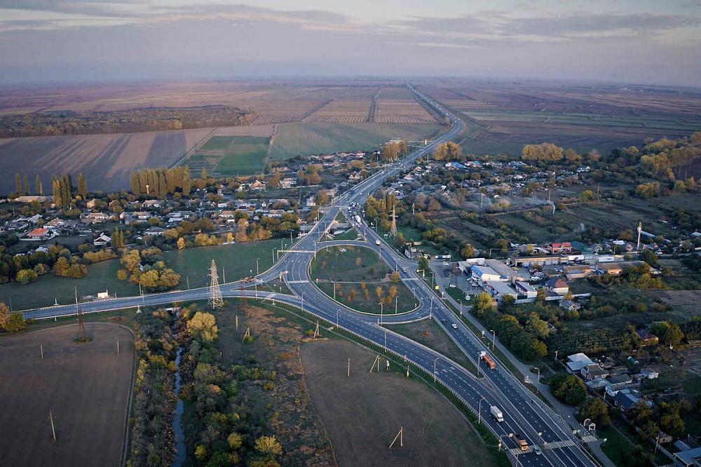Одобрен проект строительства четырехполосной трассы из Краснодара в Крым