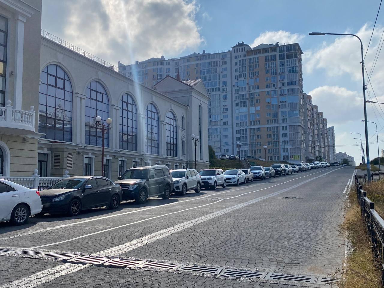 В Севастополе обещают отремонтировать дорогу на улице Парковая