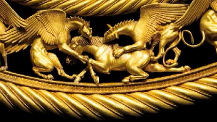 Апелляционный суд Амстердама постановил передать Украине Скифское золото из крымских музеев
