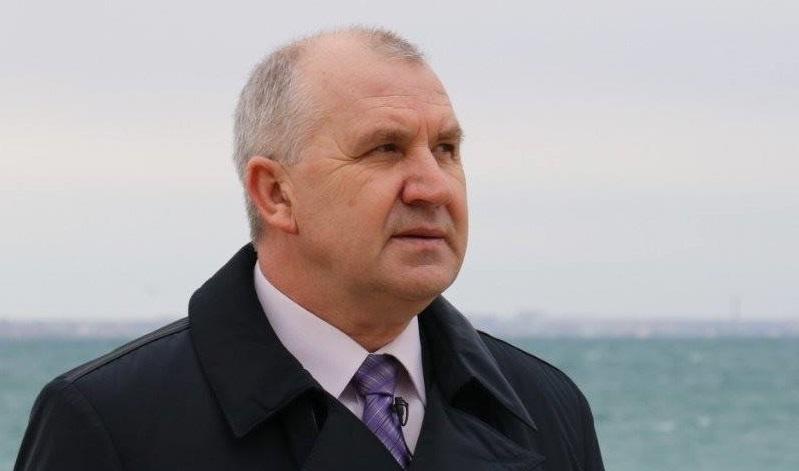 Мэр Феодосии подал в отставку после встречи с Аксеновым