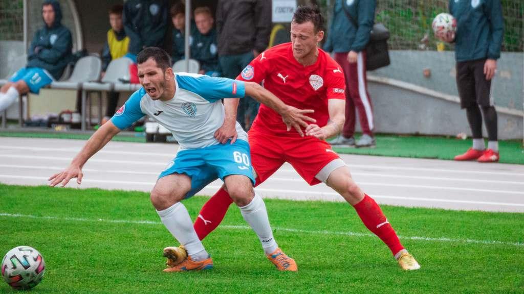 «Севастополь» сохраняет лидерство после первого круга крымского футбольного первенства