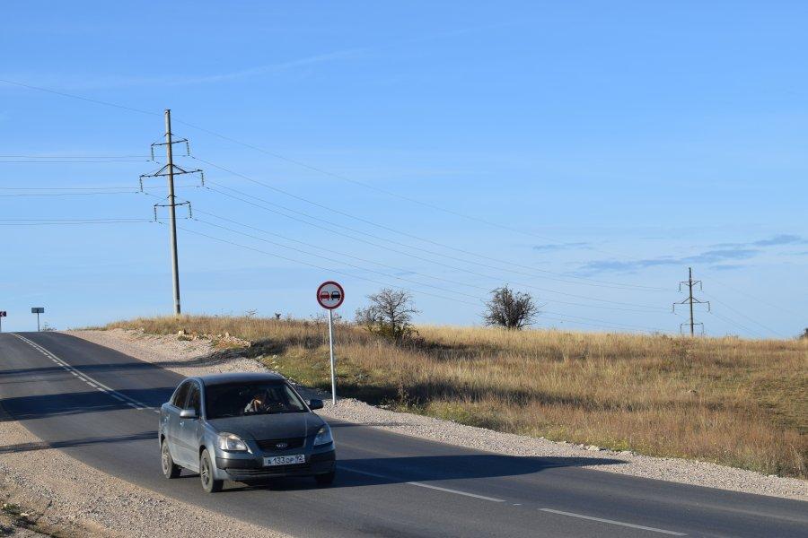 В Севастополе отремонтировали улицу Тисовую