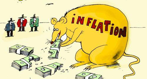 Инфляция в РФ продолжит рост, несмотря на повышение ставки ЦБ РФ — эксперт
