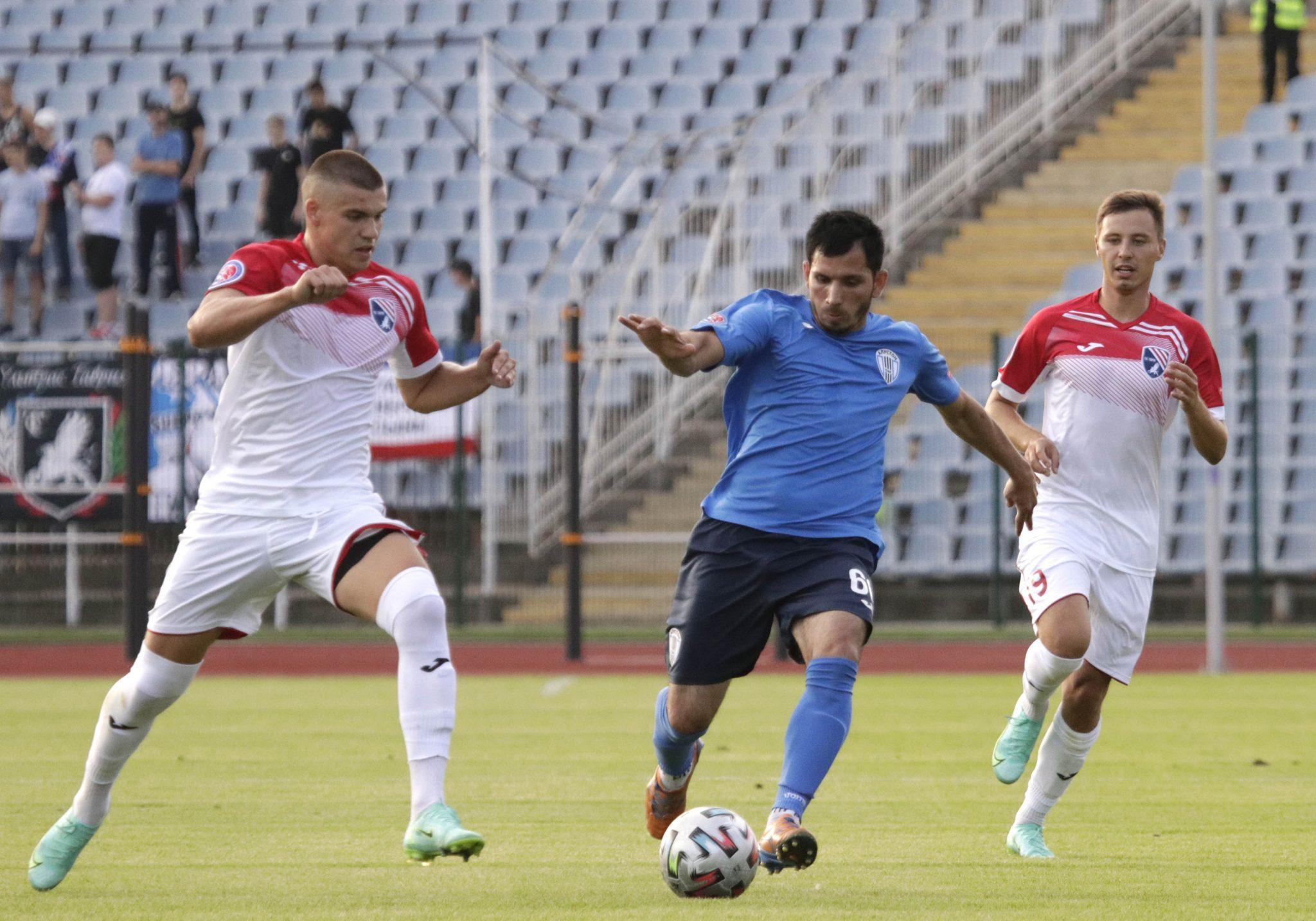Первый круг чемпионата Крыма по футболу завершится в воскресенье
