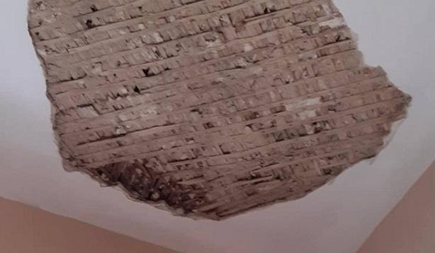 В симферопольской больнице на спящую пациентку обрушился потолок