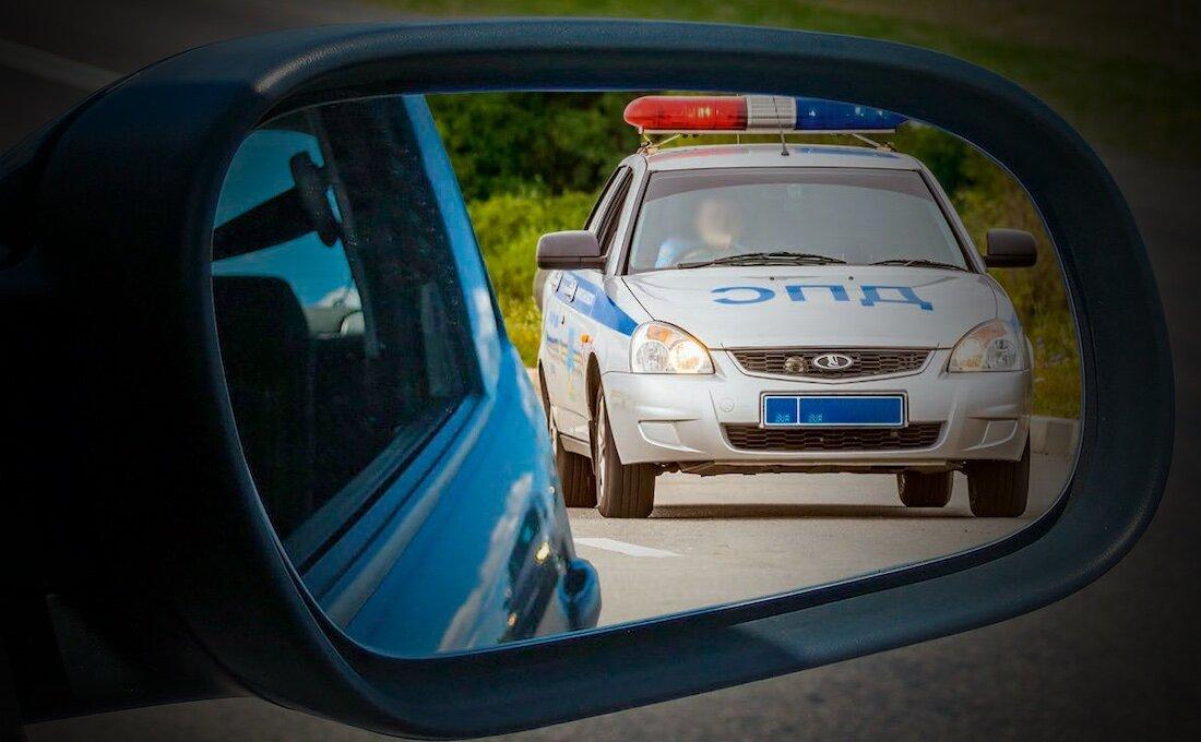 В Севастополе пьяный водитель устроил гонки с полицией