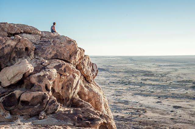 Спасатели сняли со скалы в Крыму восьмилетнего путешественника (фото)