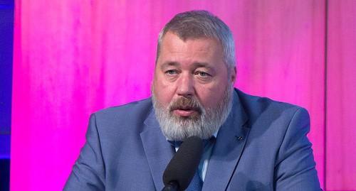 Кремль о главреде «Новой газеты» — лауреате Нобелевской премии: «Он талантлив, он смел»