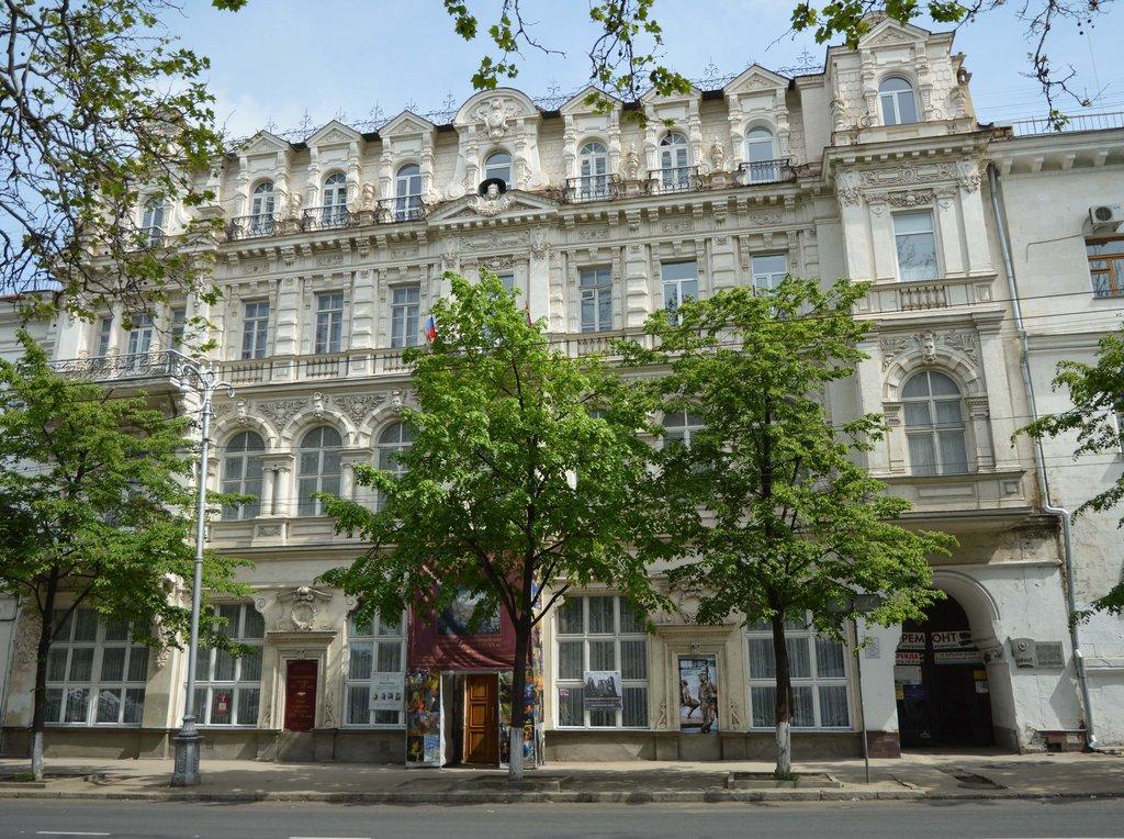 В августе 2022 года завершится ремонт севастопольского музея имени Крошицкого