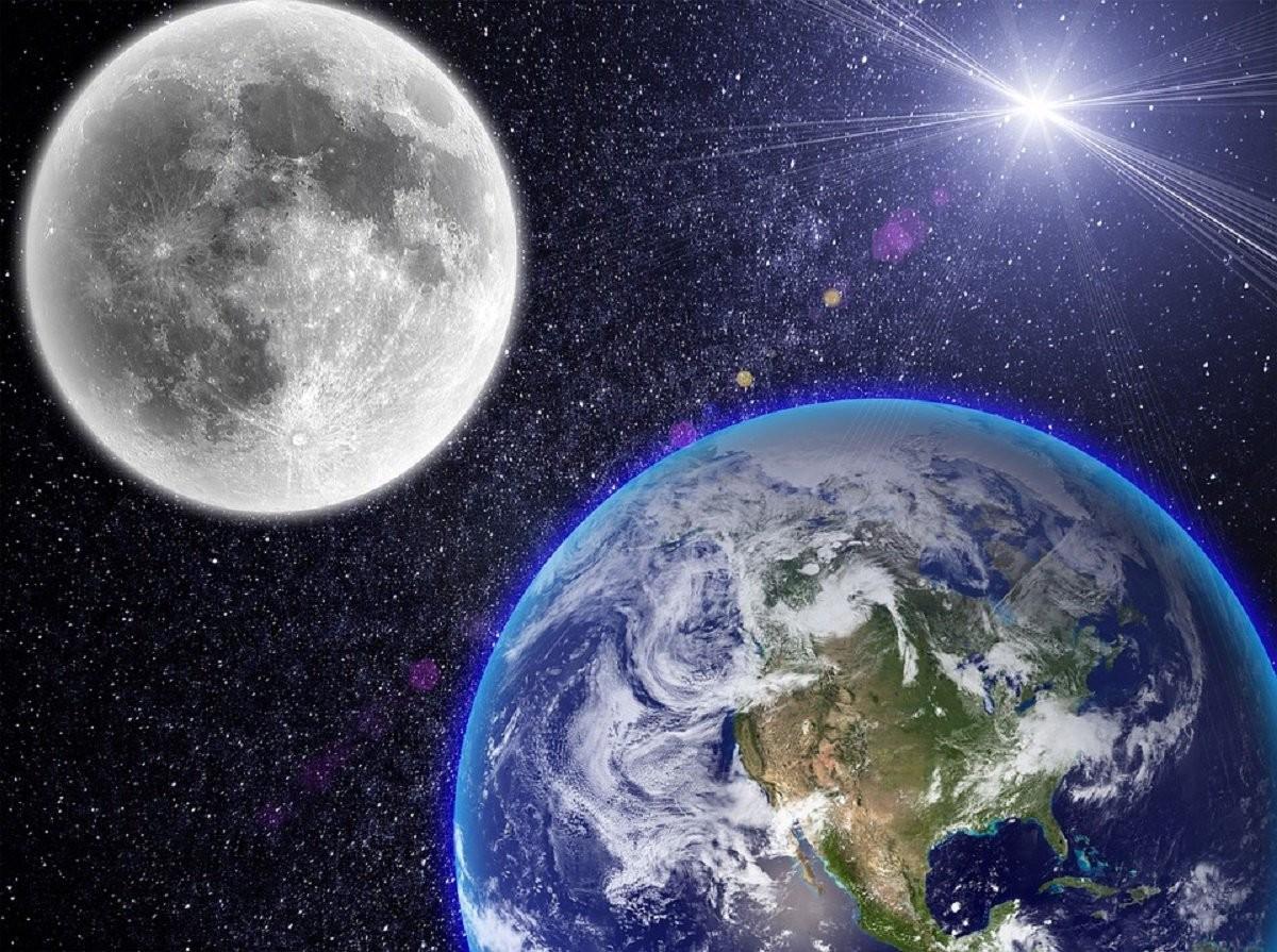 Ученые прогнозируют конец света на Земле из-за Луны